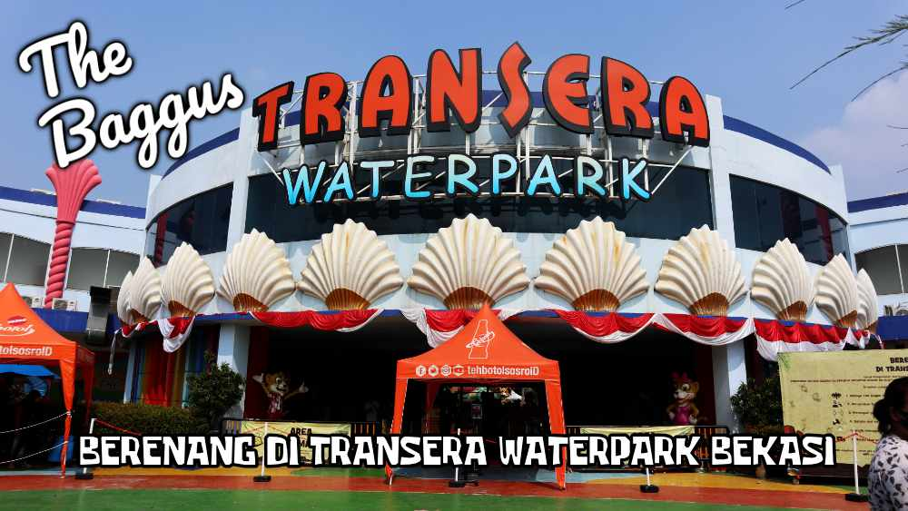 Berenang di Transera Waterpark - web cover